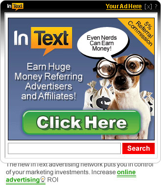 inText Search Ads